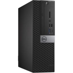 Dell Optiplex 7050 I5 7 gen 8 Go Ram 500 Go HDD DVD-RW Win 10 Pro