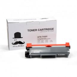 Cartouche pour imprimante TN-660 moustache